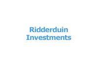Ridderduin Investments